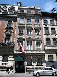 Permanent Mission of Poland to the United Nations in New York