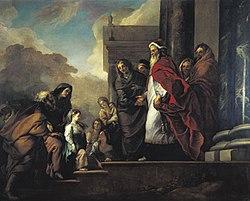 Charles de La Fosse: La Présentation au temple