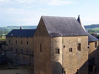 Château de Sedan - The Château de Sedan