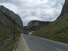 Cheile Aiudului seen from west.JPG