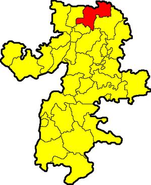 Kaslinsky District - Image: Chelyabinskaya oblast Kaslinsky rayon
