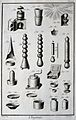 Chemistry; various vessels, including cracking towers. Engra Wellcome V0025482EL.jpg