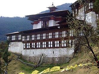 Estêvão Cacella - Chagri Monastery, Bhutan