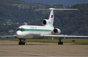 Tupolev Tu-154 - Chernomor-Avia Tu-154B-2