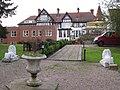 Chesford Grange Hotel from the garden - geograph.org.uk - 1594360.jpg