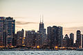 Chicago Skyline (15240030464).jpg