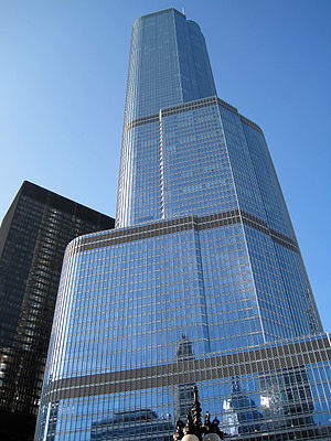 The Trump Internaitional Hotel an Touer Chicago