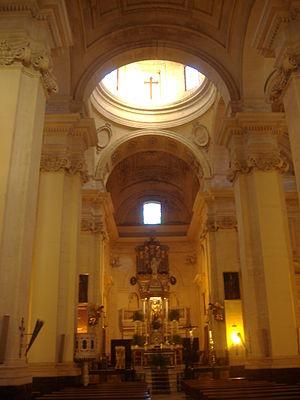 Iglesia de San Juan Bautista (Chiclana de la Frontera) - Interior