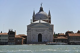 Chiesa del Redentore sulla Giudecca (Venice).jpg