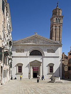 San Maurizio, Venice church