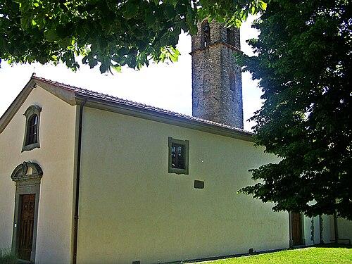 Chiesa di San Michele a Ronta 1