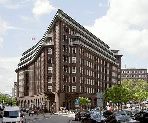 Chilehaus Hamburg 1