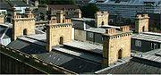 Chimney stacks - Newcastle-Upon-Tyne - England - 140804