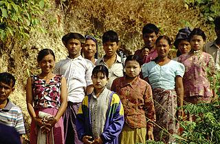 Chin people Sino-Tibetan ethnolinguistic group native to Chin State of Myanmar