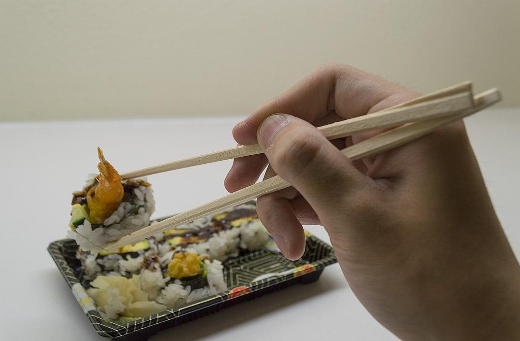 Chopstick HowToUseThemProperly
