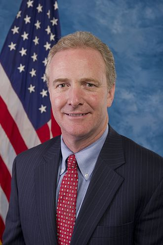 Chris Van Hollen - Official portrait as a representative, 2010