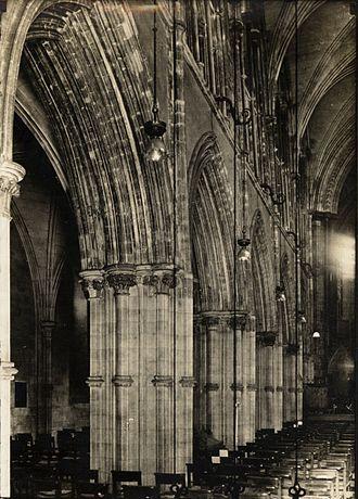 Christ Church Cathedral, Dublin - Christ Church Cathedral, Dublin, Ireland, 1914.
