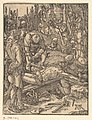 Christ Nailed to the Cross, from The Little Passion (copy) MET DP820397.jpg