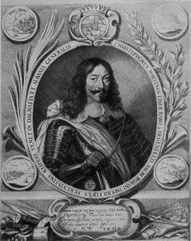 Christoph Martin von Degenfeld