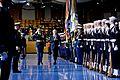 Chuck Hagel and Johnny Davis - Hagel Armed Forces Farewell.jpg