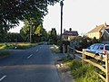 Church Road, Scaynes Hill, looking to the NE - geograph.org.uk - 415427.jpg