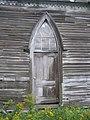 Church door, Maitland NS - Flickr - Ctd 2005.jpg