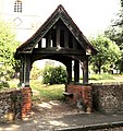 Church of Ss Mary & Lawrence - lychgate.JPG