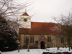 Church of St Mary The Virgin Ninfield East Sussex - geograph.org.uk - 97095