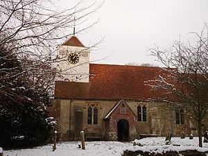 Ninfield - Image: Church of St Mary The Virgin Ninfield East Sussex geograph.org.uk 97095