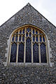 Church of St Mary and St Christopher, Panfield - chancel east window.jpg