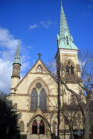Church of the Ascension and Saint Agnes - Image: Church of the Ascension and Saint Agnes