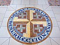 Church of the Resurrection (New Albany, Ohio) - interior, gathering space, tile floor.jpg
