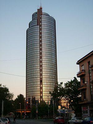 Cibona Tower - Cibona Tower