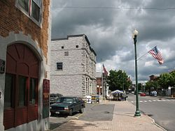 City Hall and Farmers' Market, Massena NY.jpg