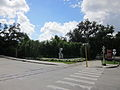 City Park NOLA 4 July 2010 RR Crossing.JPG