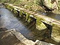 Clapper Bridge - geograph.org.uk - 1772616.jpg
