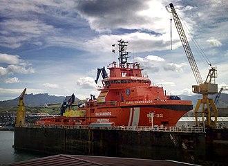 Maritime Safety and Rescue Society - Image: Clara Campoamor SASEMAR