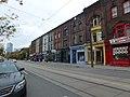 Classy but rundown buildings on Queen Street East, 2013 10 21 (18).jpg