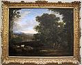 Claude lorrain, paesaggio con bastiame e contadini, 1629.JPG