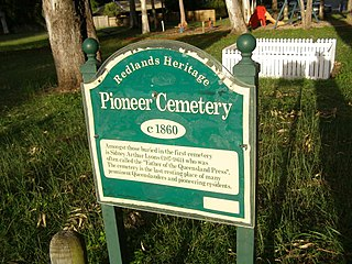 Cleveland Pioneer Cemetery