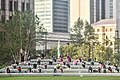 Cleveland Public Square Yoga (29155249793).jpg