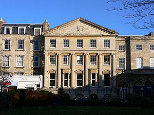 The Clifton Club - The Club's exterior