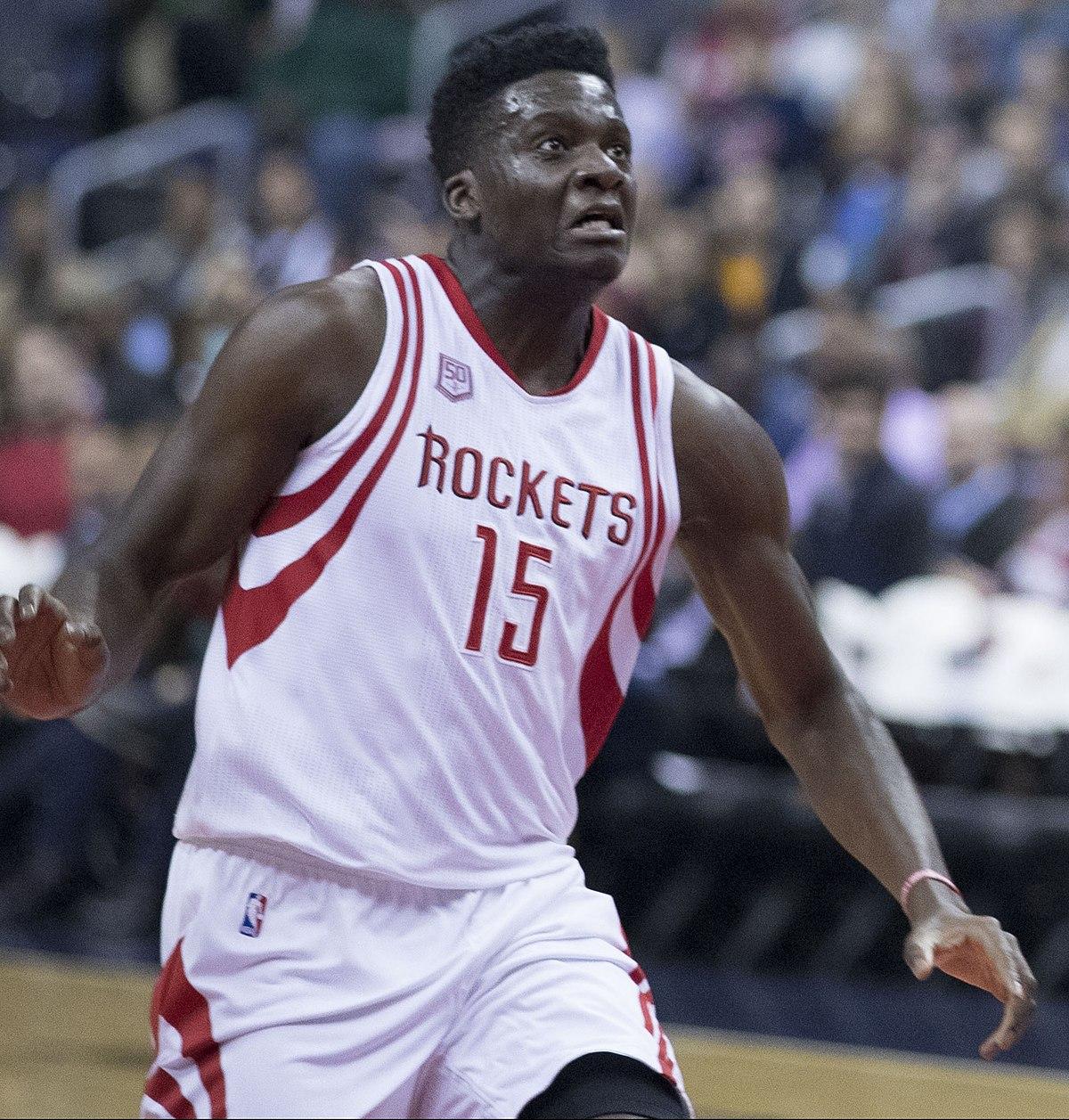 Houston Rockets Depth Chart: Clint Capela