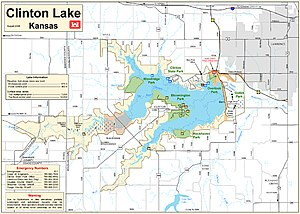 USACE area map