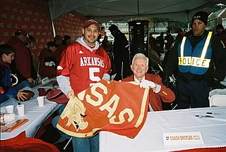Frank Broyles American college football coach, college athletic director