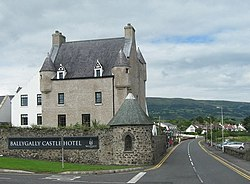 Ballygally Castle Wikipedia