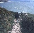 Coast path to the war memorial - geograph.org.uk - 664890.jpg