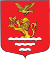 Coat of Arms of Chkalovskoe (municipality in St Petersburg).png