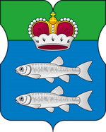 Coat of Arms of Goliyanovo (municipality in Moscow).png