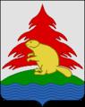 Coat of Arms of Krasnolesny (Voronezh oblast).png